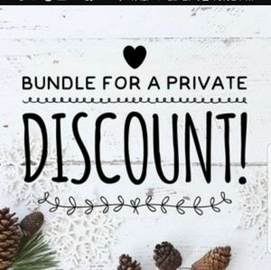 Bundle Deals All day!